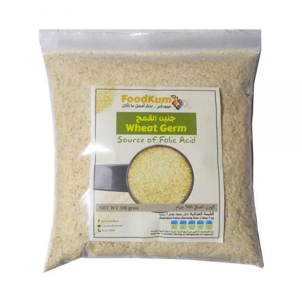 جنين القمح في مصر